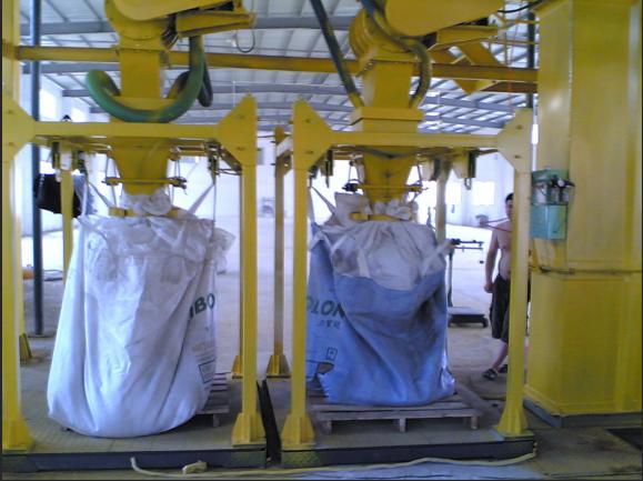 吨包袋包装机